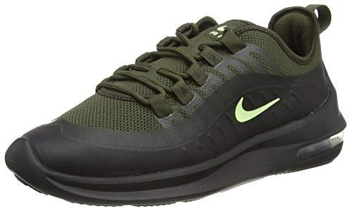 Nike Herren AIR MAX AXIS Laufschuhe, Braun (Cargo Khaki/Barely Volt/Black/White 302), 42 EU