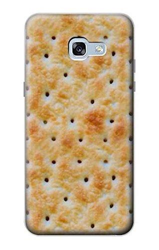 Cream Cracker Biscuits Funda Carcasa Case para Samsung Galaxy A5 (2017)