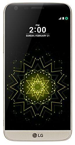 LG G5 SE H840 - Smartphone de 5.3'' (32 GB, 4G, Android 6.0 Marshmallow, cámara de 16 MP), color dorado