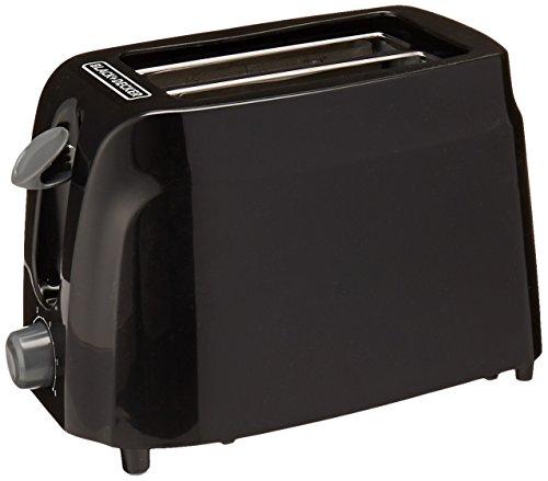 tostadora ancha fabricante BLACK + DECKER