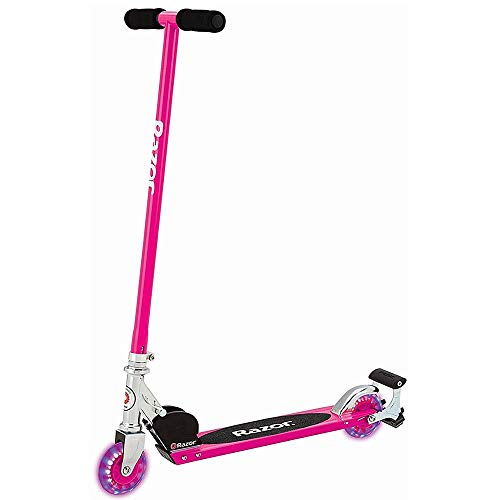 Razor S Spark Sport Kick Scooter - Pink