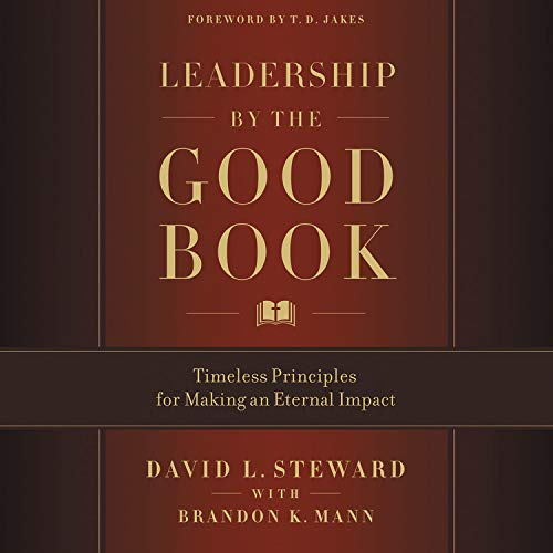 Leadership by the Good Book  By  cover art