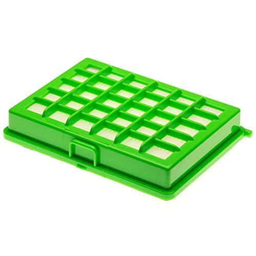 vhbw Staubsaugerfilter passend für Rowenta RO 2465 WA 4Q0, RO 5221214 Q0, RO 5227 EA 4Q0, RO 5227 GA 4Q0, RO 5227 R14 Q0 Staubsauger Hepa-Filter