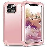 un known Compatible Remplacement for iPhone Pro 11 PC + Silicone Trois pièces Antichute Téléphone...