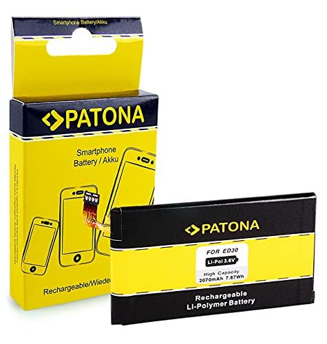 PATONA Batteria ED30 compatibile con Motorola G XT1031 XT1032 XT1033