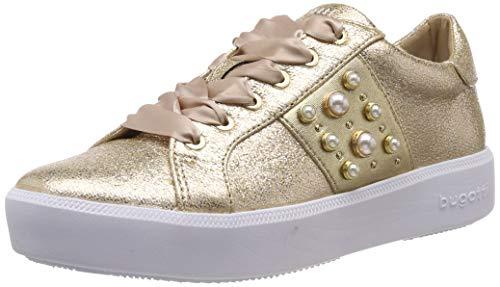 Bugatti Damen 432407075900 Sneaker, Gold (Gold 5100), 36 EU