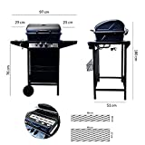 Zoom IMG-1 bbq barbecue a gas grill