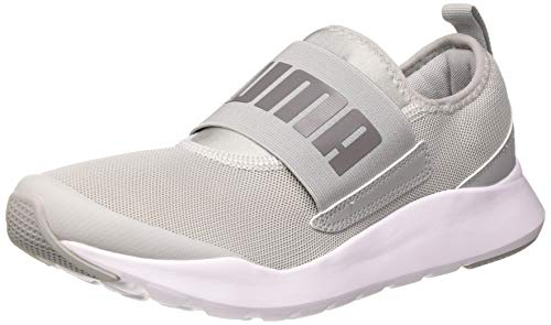 PUMA Wired Slipon, Sneaker Unisex-Adulto, Grigio (High Rise-Castlerock), 46 EU