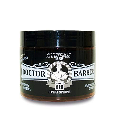 Gel Doctor Barber WAX XTREME fijador peinados modernos (Vintage - 540 gr)