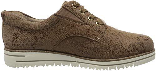 Tamaris 1-1-23744-24, Zapatos de Cordones Derby para Mujer
