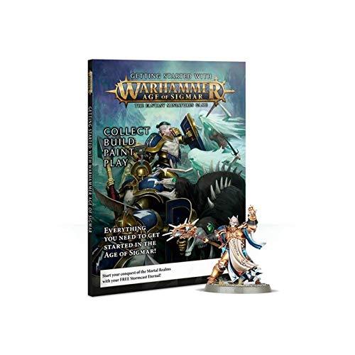 Unbekannt Warhammer 40k Age of Sigmar Einsteiger Leitfaden Tabletop-Spiel Fantasy Battles