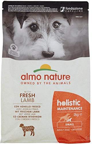 almo nature Holistic Hundefutter Small mit Lamm und Reis (2 kg)