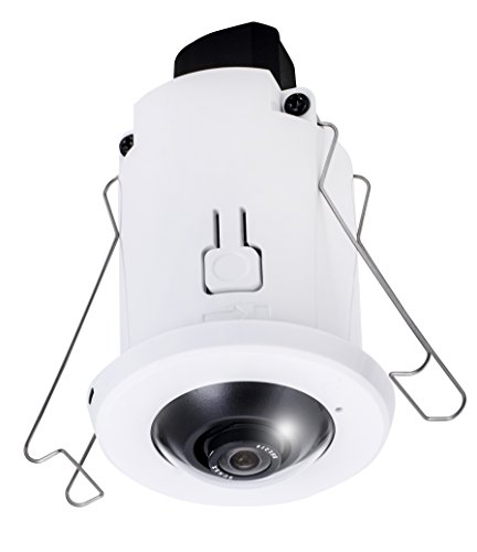 VIVOTEK fd8156IP–Telecamera fissa a cupola Dome 1.3MP, PoE, 3,6mm Fix 77°