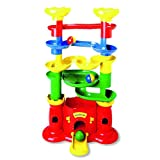 Product Image of the Discovery Toys Castle MARBLEWORKS Marble Run | Kid-Powered Learning | STEM...