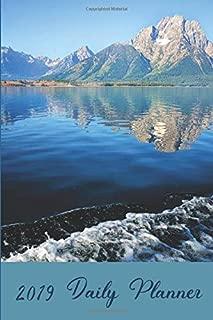 Grand Teton National Park 2019 Daily Planner: 6