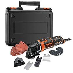 Black & Decker MT300KA Outil oscillatoire 300 W pas cher avis Comparatif des meilleurs outils multifonctions