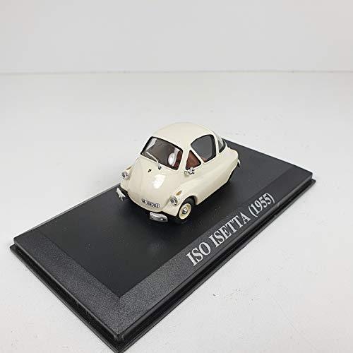 Desconocido 1/43 Auto Coche Car ISO ISETTA Blanco 1955 ALTAYA