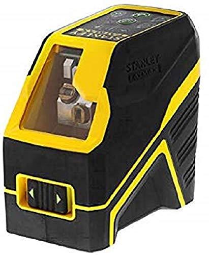 STANLEY FATMAX FMHT77586-1 Laser-waterpas Kruis FCL-G met alkalinebrier-batterijen groen