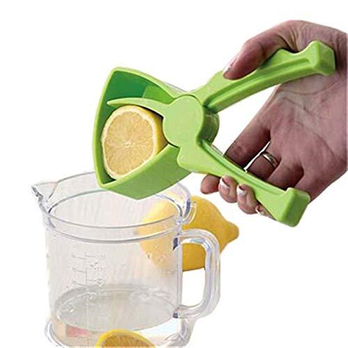 ZGQA-GQA 1pc Plastic Citrusvruchten Squeezer Oranje Hand Handmatige Juicer Keuken Gereedschap Citroen Juicer Oranje…