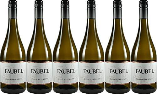 Faubel Secco d' ètè blanc 2019 Halbtrocken (6 x 0.75 l)