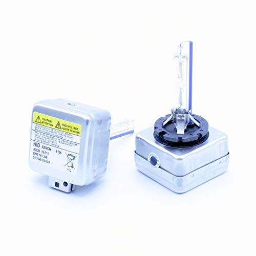 2 ampoules D1S HID Xenon 6000 K PK32-D2.