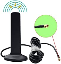 3G/4G LTE GPRS/GSM SMA 3 m Antenna Extension Cable Magnetic Antenna Signal Enhancement gain Expansion omnidirectional for Huawei B310 B311 B315 B880 B890 CPE Router ZTE MF253 MF253S MF283 MF25D