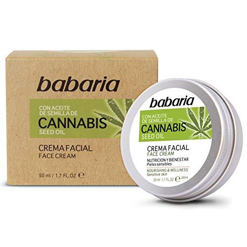 Imagen del productoBabaria, Mascarilla hidratante y rejuvenecedora para la cara - 50 ml.