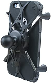Texel WebGrip with RAM Mount X-Grip IV Large Phone Cradle B-Ball 1 inch (Black) TXL-HOL-UN10B