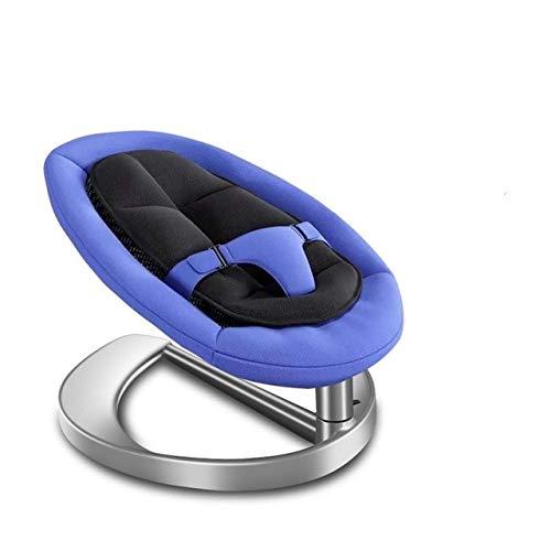 Luoshan Multifuncional Comfort oscilante del bebé del sofá Silla del Asiento de Base de Aluminio...