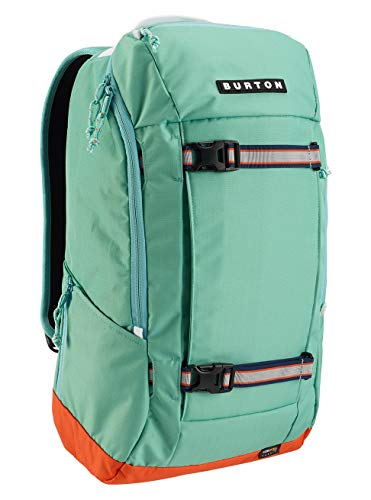 Burton Unisex– Erwachsene Kilo 2.0 Daypack, Buoy Blue Triple Ripstop Cordura