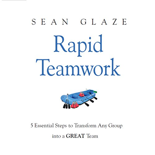 Rapid Teamwork audiobook cover art