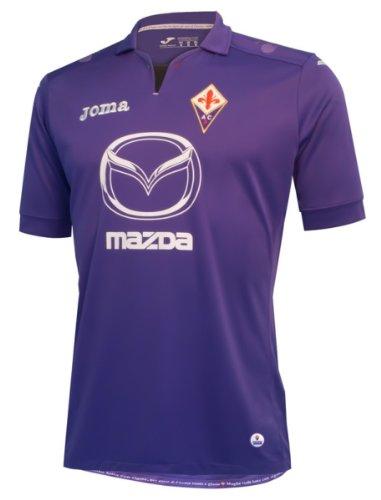 Joma Fiorentina Home Trikot FL101011.13 Purple 12 14 S M L XL XXL, Textilien Größen:Joma 12