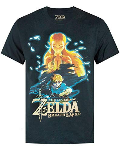 Zelda The Legend of Breath of The Wild' Camiseta Manga