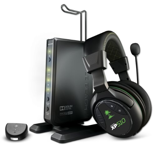 Buy Turtle Beach Ear Force XP510 Premium Wireless Dolby