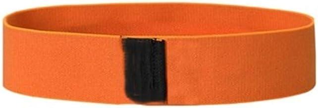 HFDA Elastische band fitness pull band (oranje 6,8-9,1 kg)