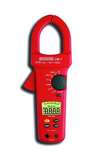 Benning CM 7 Digital-Stromzangen-Multimeter, 044059