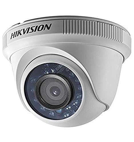 Hikvision Digital Technology DS-2CE56C0T-IRPF Cámara de seguridad CCTV Interior y exterior Almohadilla Techo 1280 x 720 Pixeles
