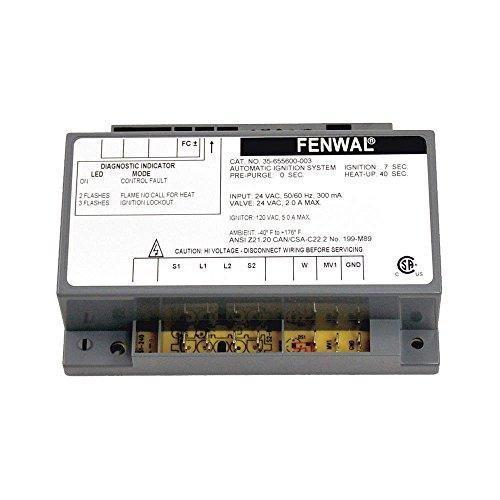 Kidde-Fenwal / Chemetronics - 35-655600-003 - Control Board, 24V