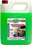Proquisur ANTICONGELANTE 50% Verde (GARRAFA 5 litros)