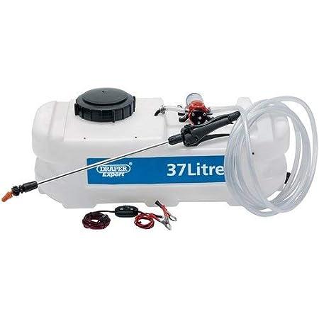 Experto Draper 34674 37 litros de 12 voltios DC ATV punto pulverizador