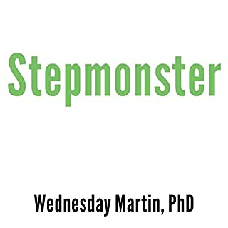 Stepmonster audiobook cover art