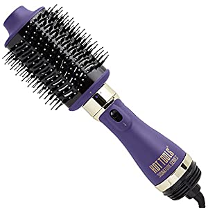 HOT TOOLS Pro Signature Detachable One Step Volumizer and Hair Dryer, 2.8 inch Barrel