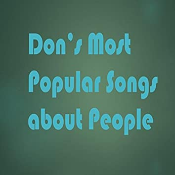 Songs About People