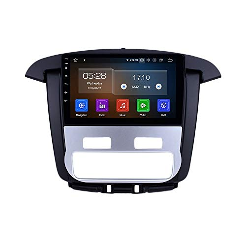 MaazBeatz Latest Launch 9 inch car Android Stereo with Gorilla Glass & IPS Display Car Stereo Double Din (2 GB/ 16 GB) (with Camera) (Innova Old 9 inch(2012-2015))
