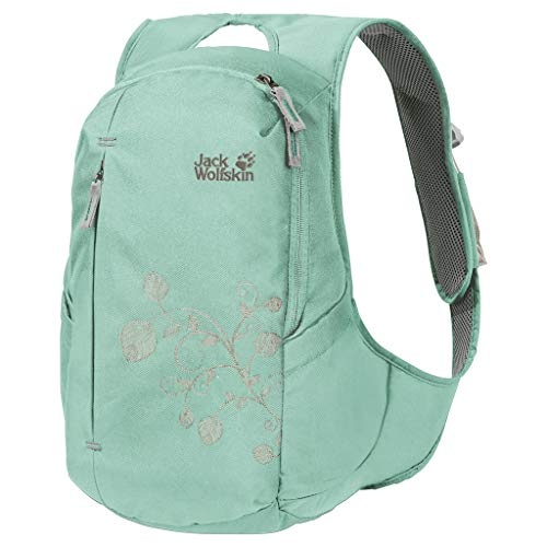Jack Wolfskin Ancona Bequemer Daypack, Light Jade, ONE Size