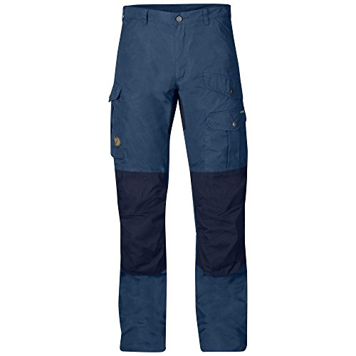 Fjällräven Herren Barents Pro Trousers, blau (Uncle Blue),52 EU