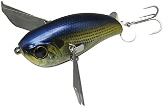 JPOMP79-RTSH Jackall Lures, Pompadour 79 Hard Top Water Lure, 3.11