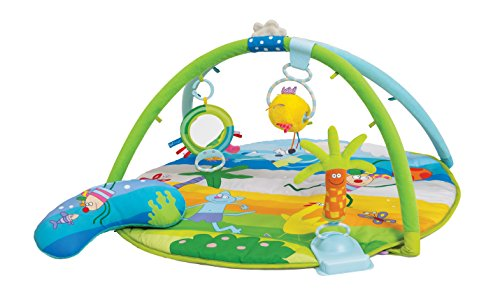 Taf Toys- Tummy-Time Clip-On Gym, 11645.0