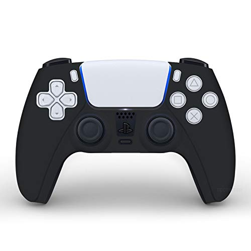 Beracah Silicone Controller Skin Grip Anti-Slip Cover Protector Case for PS5 Controller with Thumb Grips