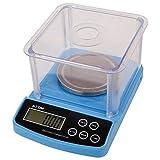 ATOM High Precision Lab Scale Digital Analytical Electronic Balance Laboratory Lab Precision Scale Jewelry Scales Weighing Electronic Scales 0.01g Calibrated (500g)